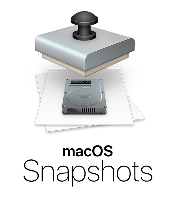 macOS Snapshots