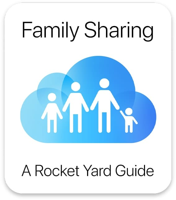 Mac Family Sharing Icon - A Rocket Yard Guide