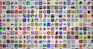 Collections of favicon images\