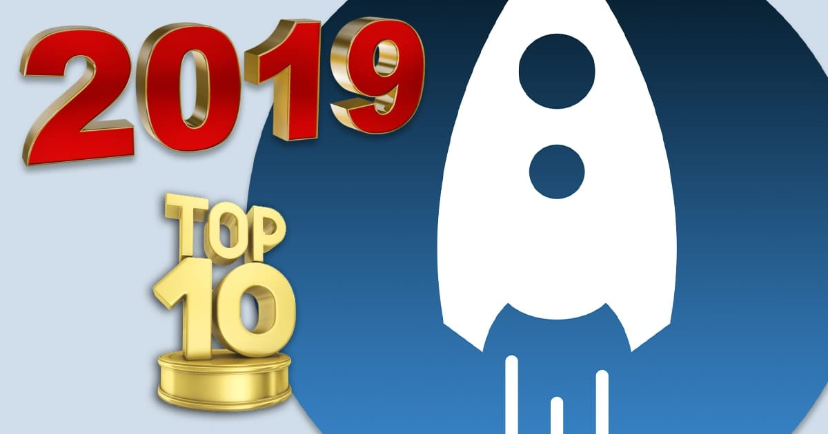 Top 10 Rocket Yard Posts of 2019