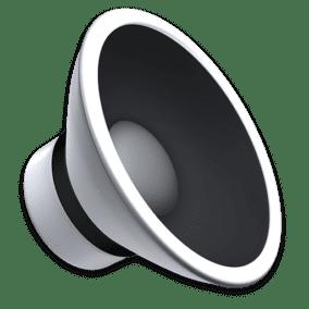mac soound preferences icon transparent
