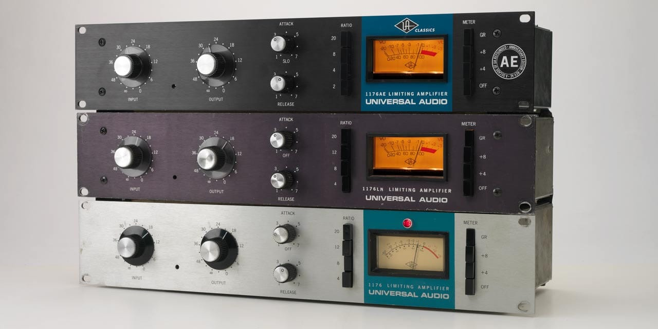 UAD 1176 Limiter Collection