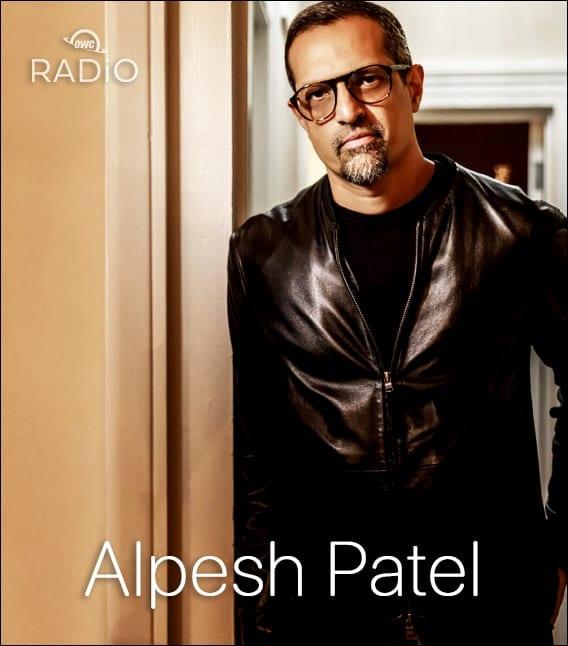 Alpesh Patel on OWC RADiO