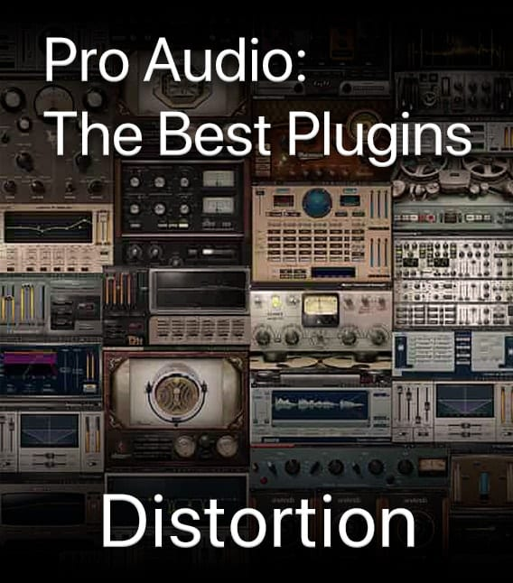 Pro Audio Distorion Plugins