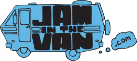 Transparent Jam in the Van Logo