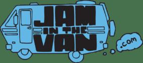 Transparent Jam in the Van Logo