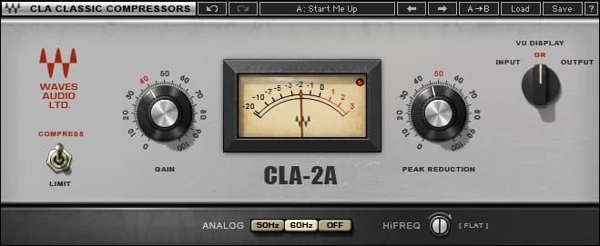 Waves CLA-2A and CLA-3A