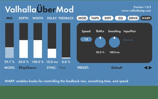 Valhalla UberMod