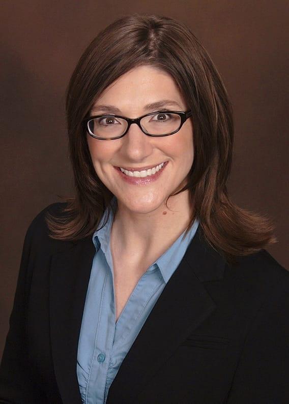 Headshot of OWC President, Jen Soule