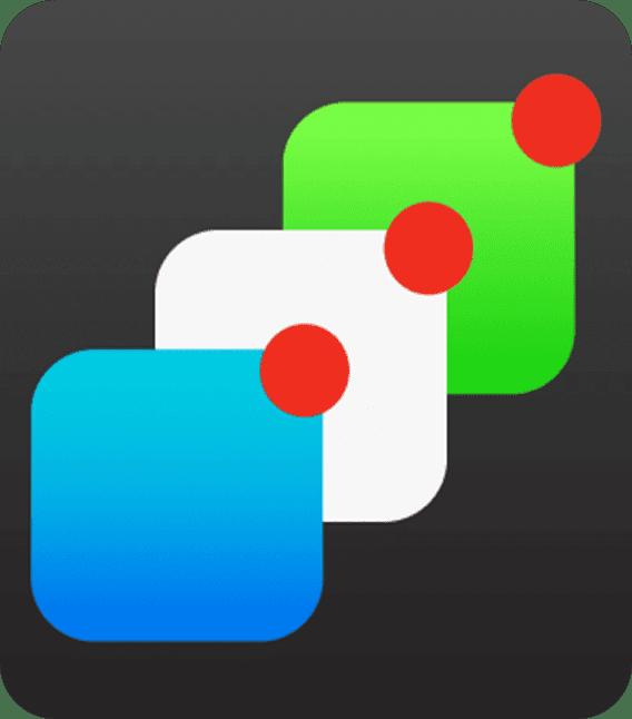 Mac transparent Notification Center icon