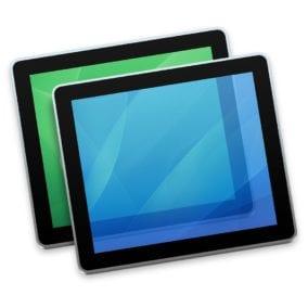Screen Sharing app icon.