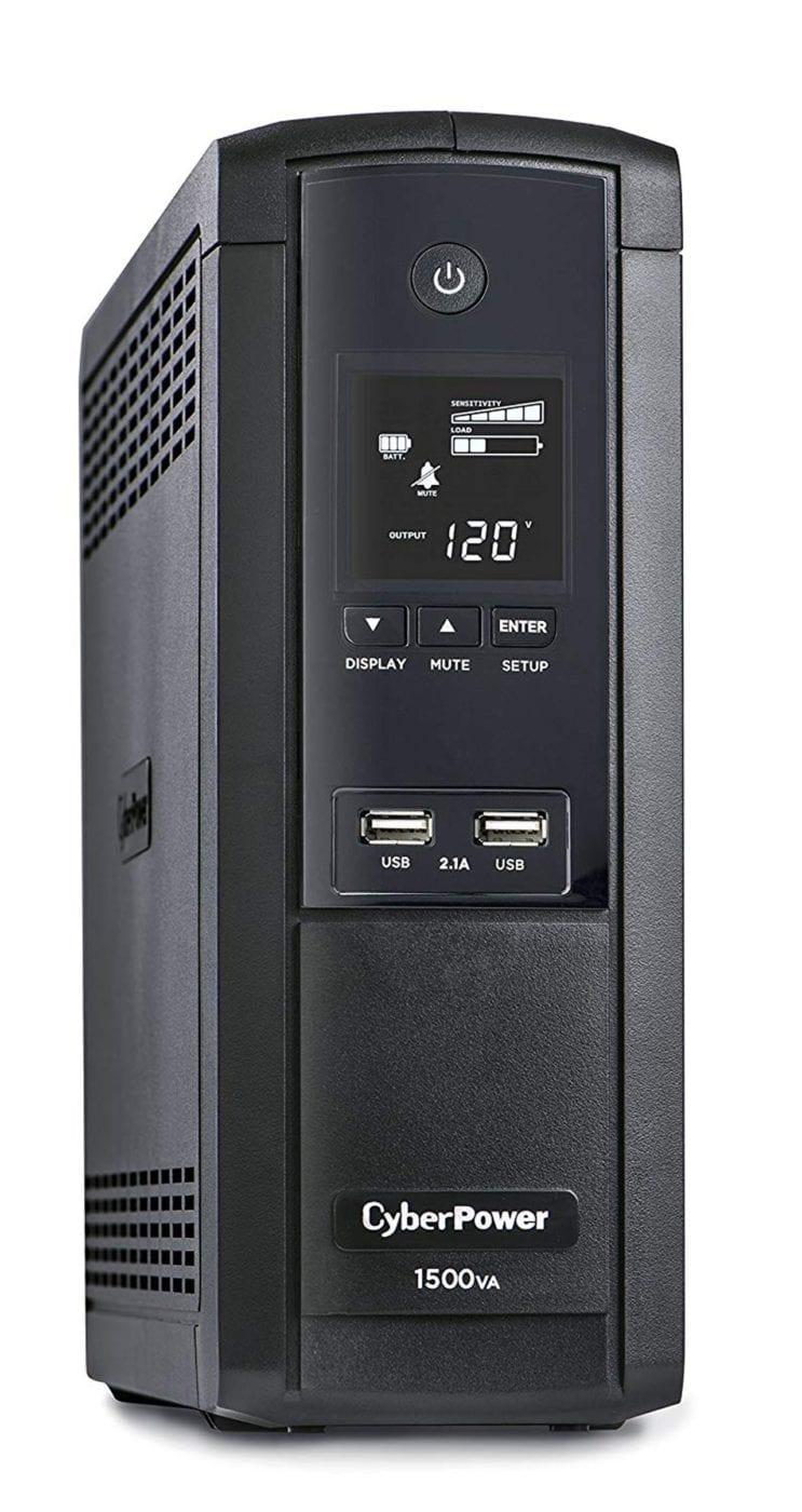 CyberPower BRG1500AVRLCD