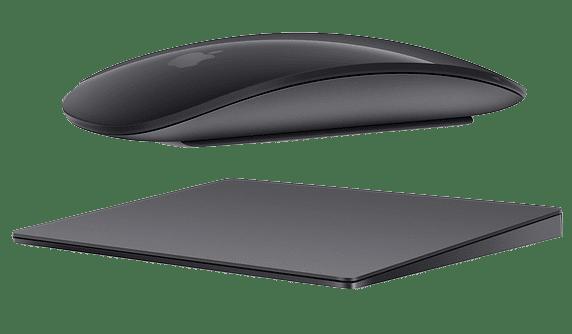 Magic Mouse and Magic Trackpad