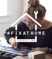 FixAtHome logo