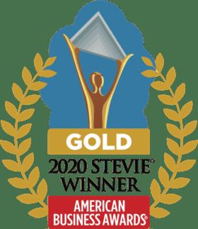 goild 2020 stevie winner logo