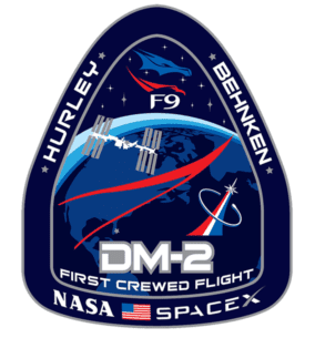 SpaceX DM-2 Patch