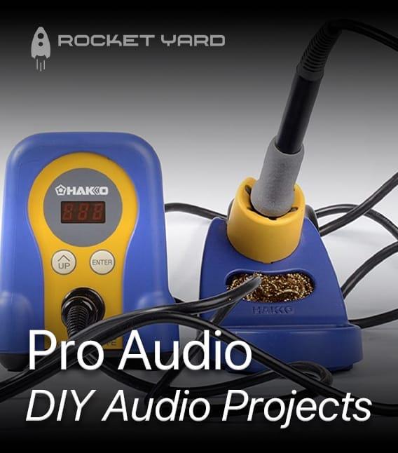Pro Audio: DIY Audio Projects – Tools (Part I)