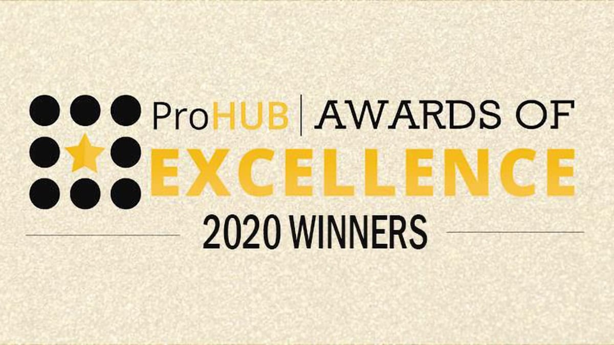 ProductionHUB Awards of Excellence