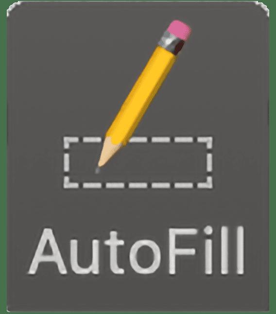 safari autofill icon