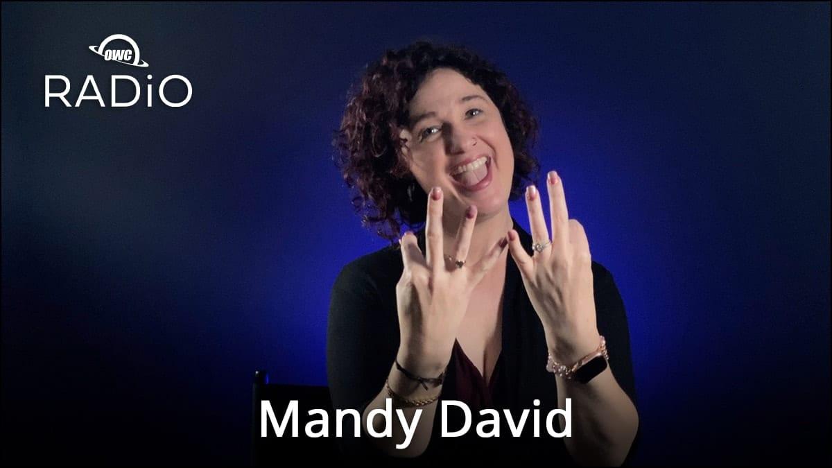 Mandy David on OWC RADiO