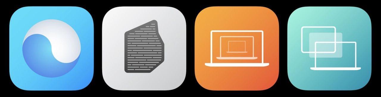 From left: Universal 2, Rosetta 2, virtualization and cross-platform binaries