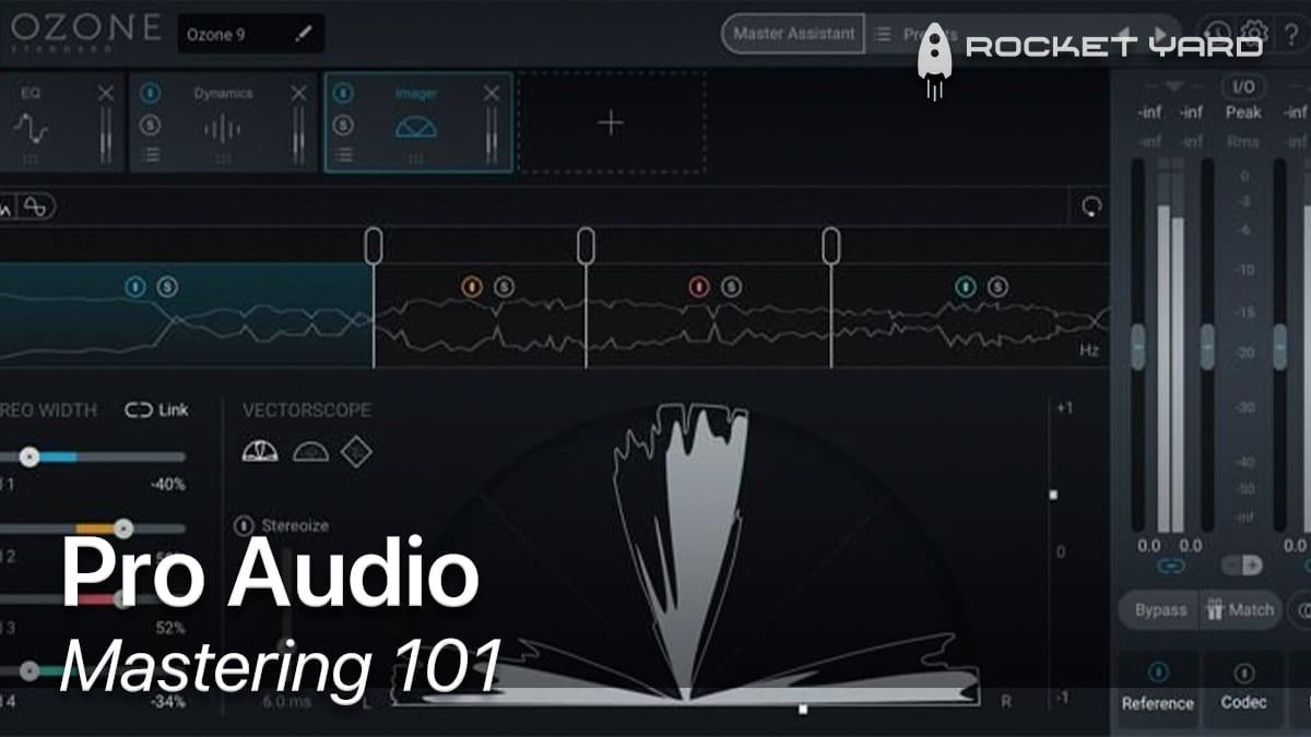 Pro Audio Mastering