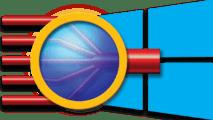windows logo and softraid logo