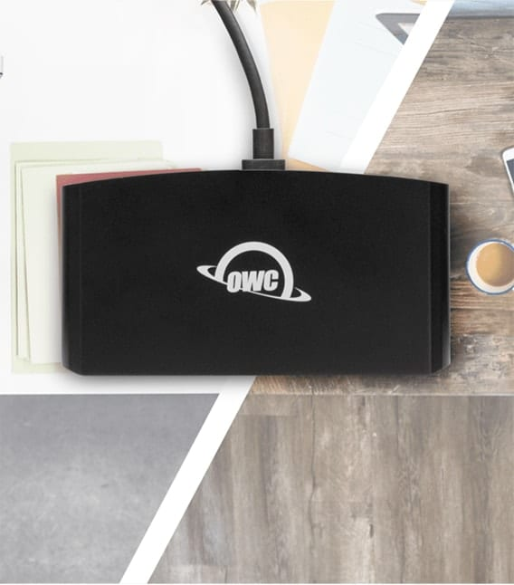 OWC Thunderbolt 3 mini