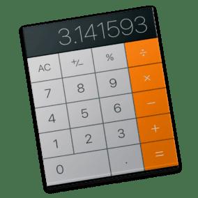 Calculator Icon 1024