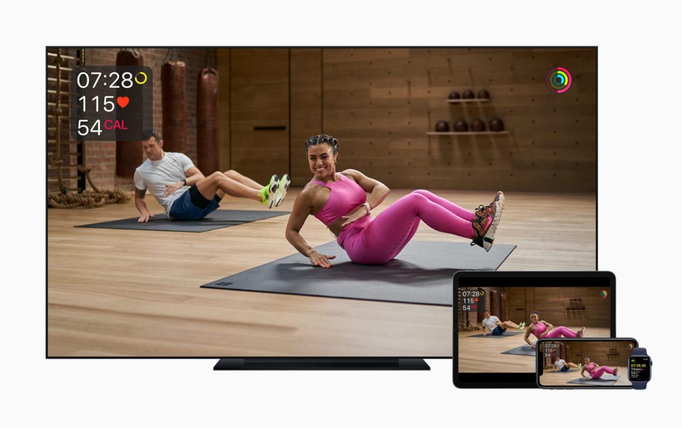 Apple Fitness + screenshot