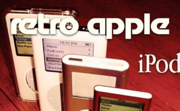 retro apple ipod
