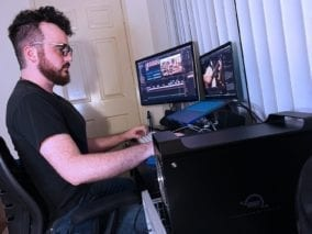 Matt Roscoe is working on a ThunderBay Flex 8