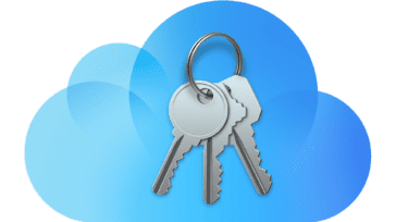 use icloud keychain