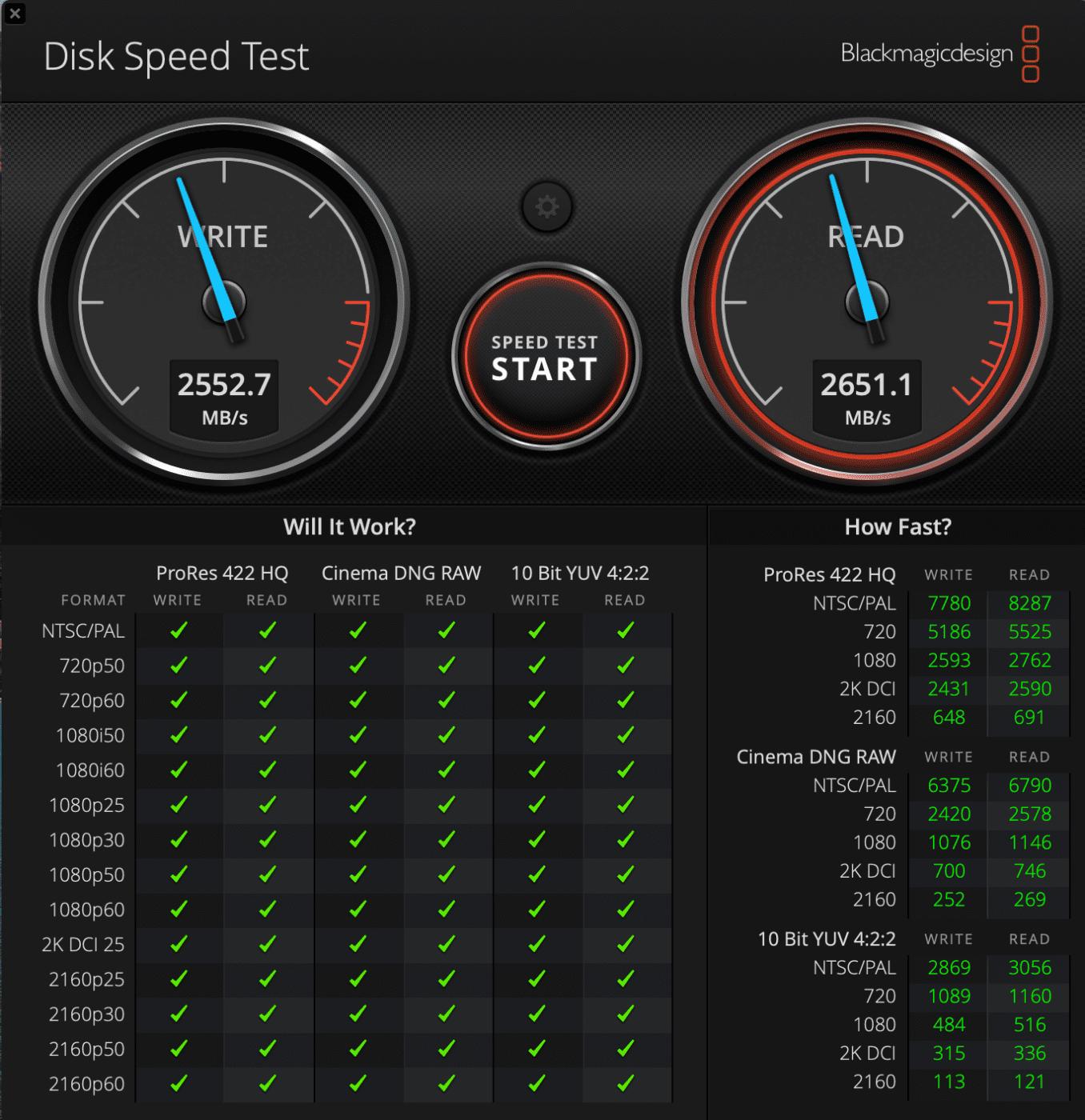 Video Test M1 Air Beats 16 Inch Macbook Pro