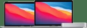 all apple m1 macs – M1 Mac mini, M1 MacBook Air, M1 MacBook Pro 13-inch