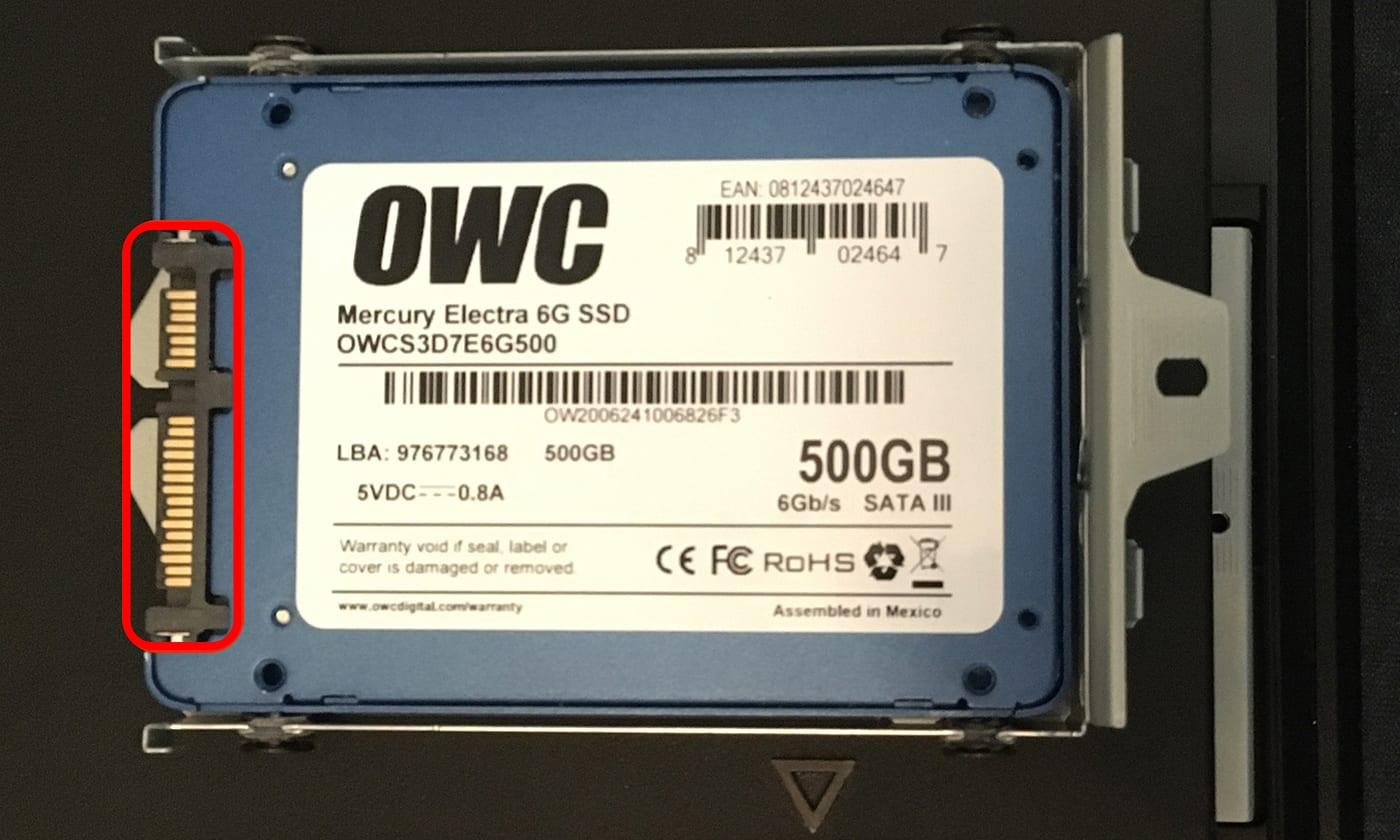 OWC SSD