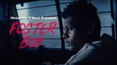 shaquile o'neil presents foster boy