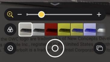 iOS Maginifier App options