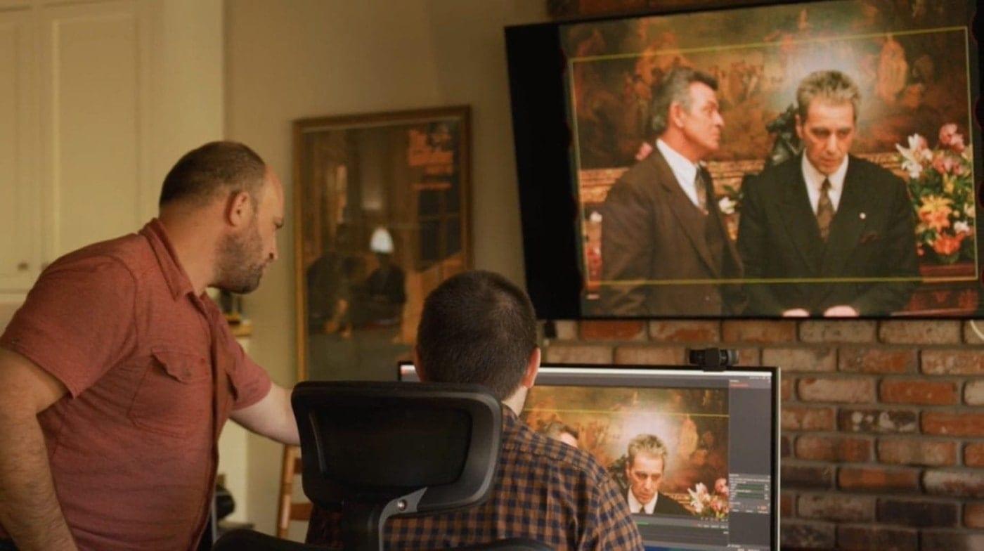 Editing The Godfather III