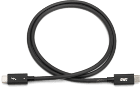 .8m OWC Thunderbolt 4 cable