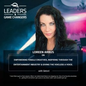 Loren Arbus on OWC's Leaders & Game Changers