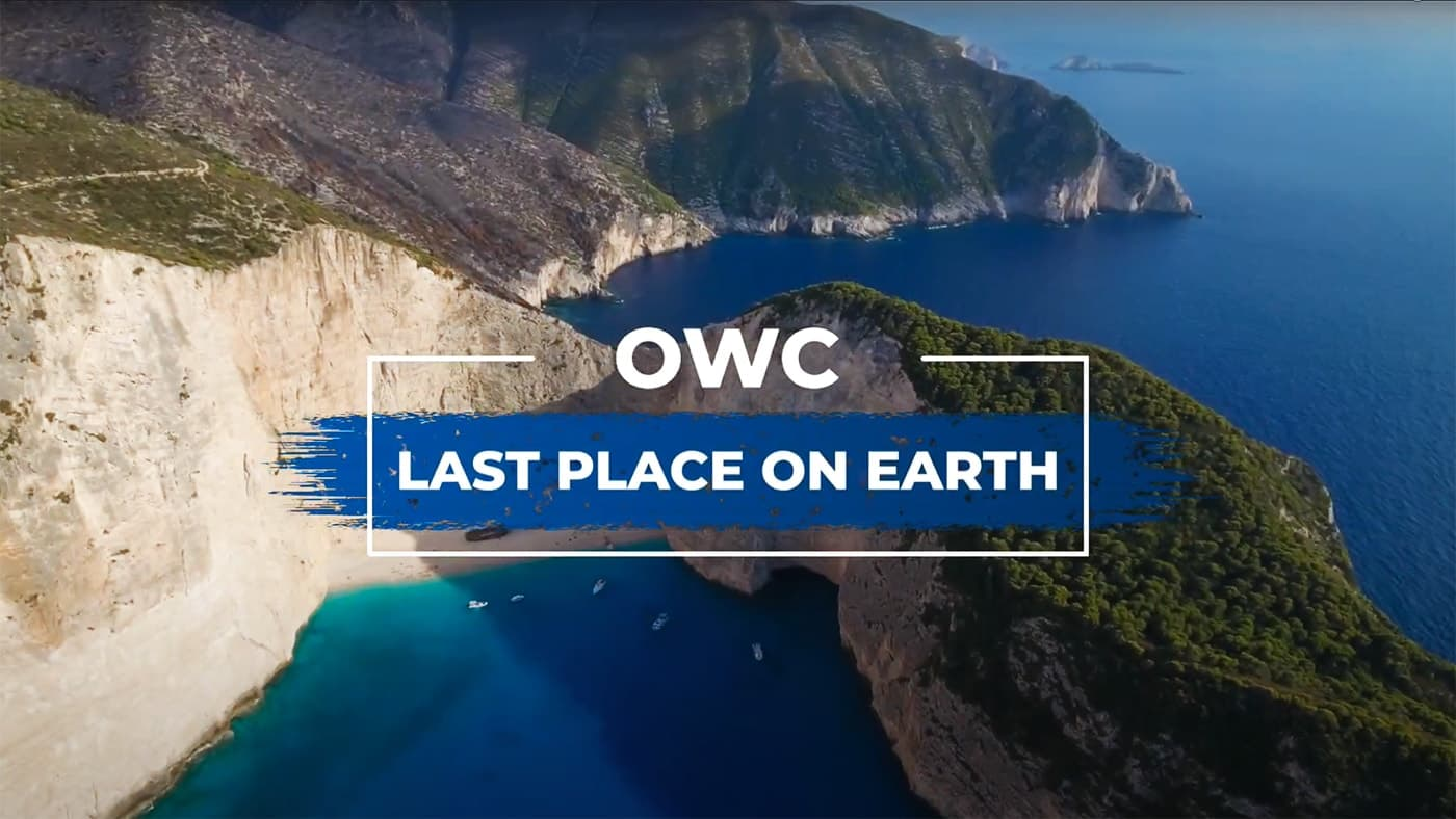 OWC The Last Place on Earth