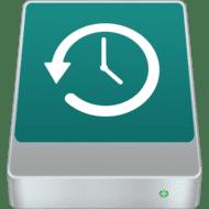 Big Sur Time Machine Disk Icon