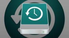 Time Machine Drive Icon