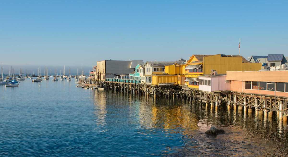 "Will macOS 12 be ""Monterey""? Image of Monterey Fisherman's Wharf via VisitTheUSA.com"