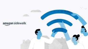 Amazon Sidewalk WiFi sharing graphic