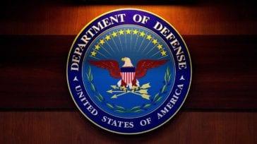 Department of Defense (DOD) Wallpaper Background