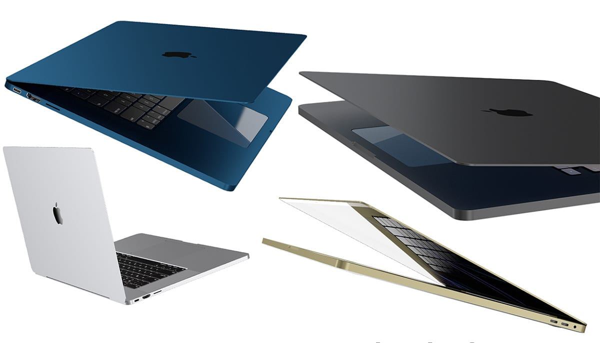 MacBook Pro 16 inch 2021 concept