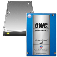 HD or OWC SSD