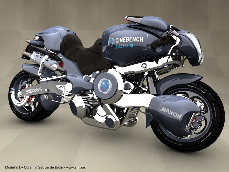 CineBench Bike